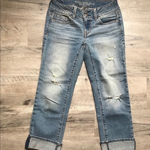 Never worn American Eagle jeans